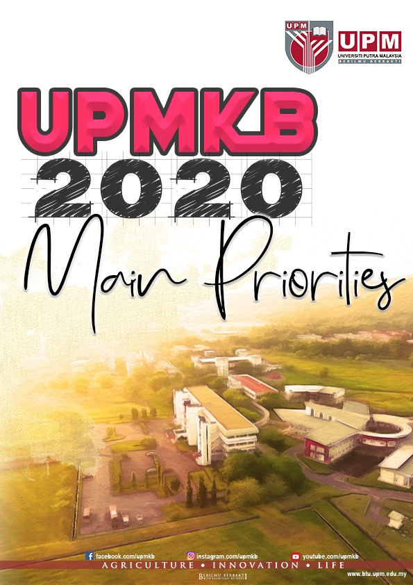 UPMKB2020 MAIN PRIORITIES